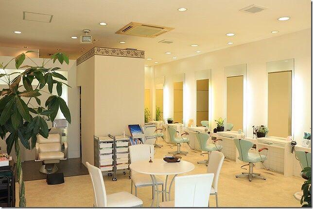 美容室オルガニークのサムネイル画像