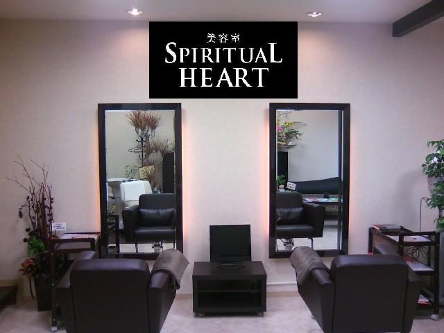 美容室SPIRITUAL HEARTのサムネイル画像