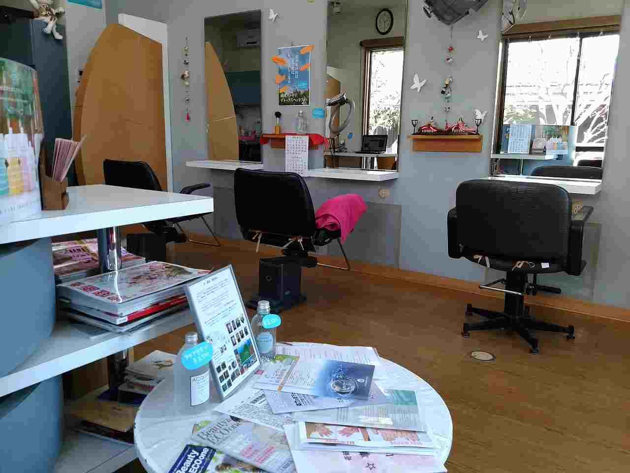 ハート美容室のサムネイル画像