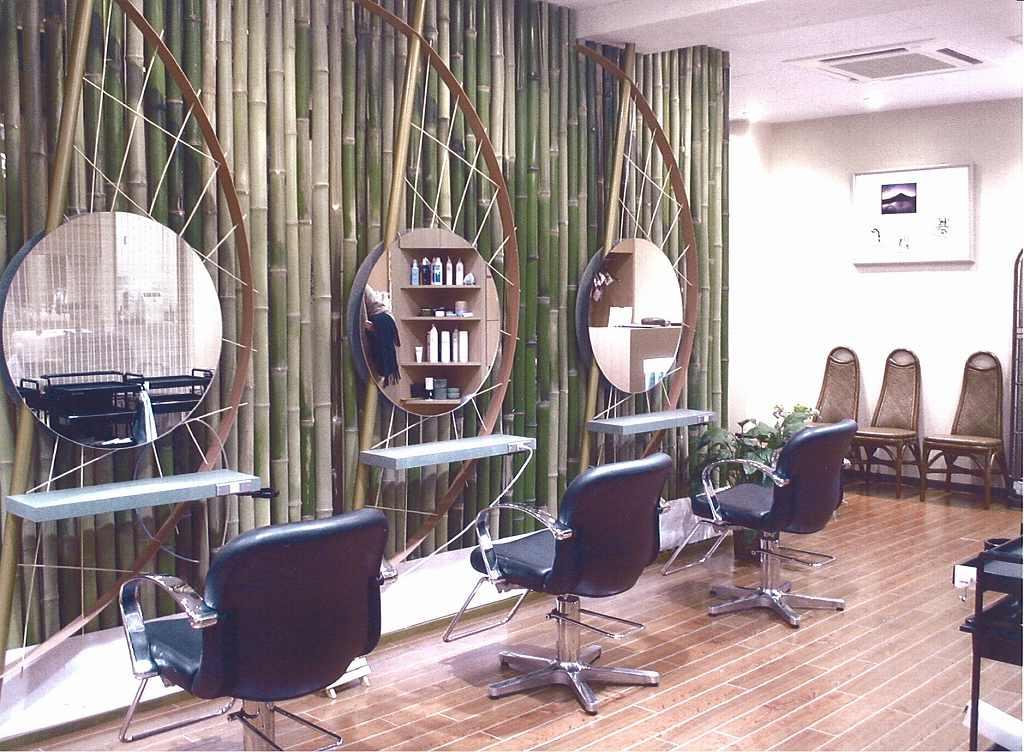 美容室竹取物語のサムネイル画像